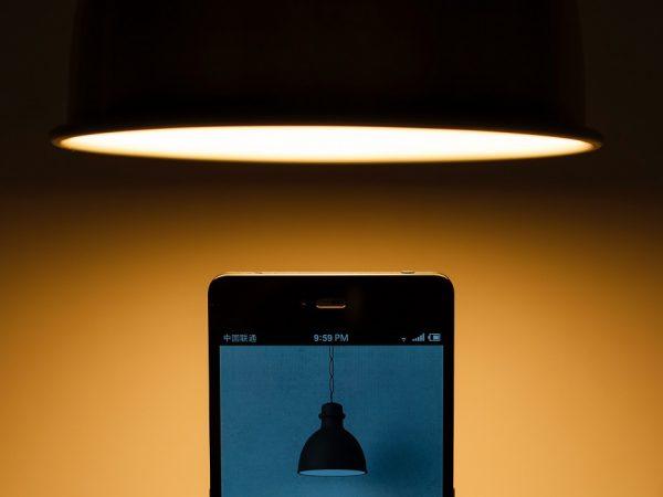 imagen de lámpara