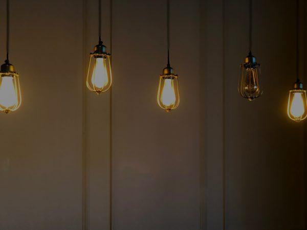 imagen de bombillas